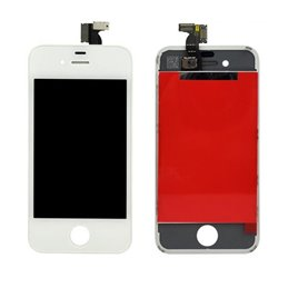 IPHONE 4 LCD WHITE
